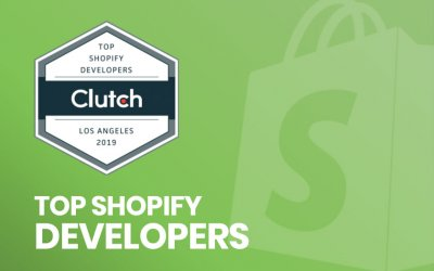 Olibro Design Acknowledged by Clutch as a Top Shopify Developer