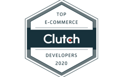 Olibro Design Proud to be Named a Top Shopify Developer in 2020 by Clutch